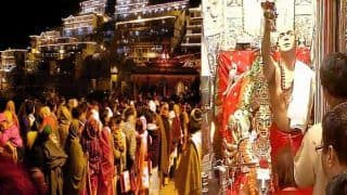 वैष्णो देवी जाने वाले भक्तों का कराया जाएगा 5 लाख रुपए का मुफ्त बीमा