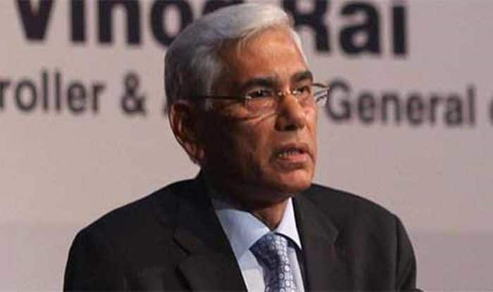 COA Chief Vinod Rai Says We Are Still Seeking International Ban on Pakistan Despite ICC Snub