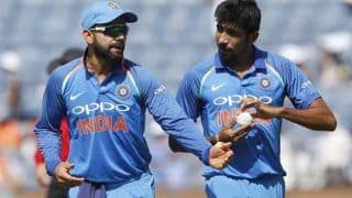 Virat Kohli, Jasprit Bumrah Lead Charts in ICC ODI Player Rankings Ahead of World Cup 2019