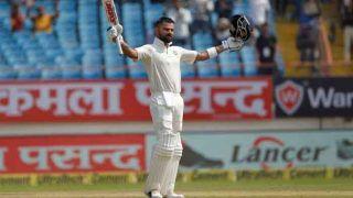 India, Virat Kohli Maintain Pole Position in Latest ICC Test Rankings