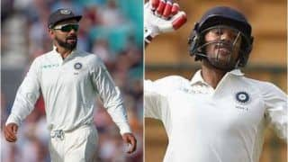India vs West Indies 2018, 2nd Test: Twitter Slams Virat Kohli, BCCI And Selectors For Ignoring Mayank Agarwal Once Again From Hyderabad Test