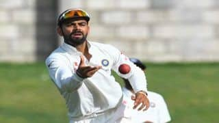 India vs West Indies 2018, 2nd Test: Unhappy With Sub-Standard Quality of SG Balls, Virat Kohli Wants Dukes to be Used For All Test Matches