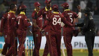 चोट के कारण टी20 सीरीज से बाहर हुआ यह ऑलराउंडर, वेस्टइंडीज टीम के लिए बड़ा झटका