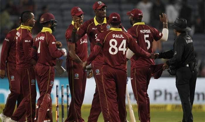 West Indies Announces Team For Tri Nation Series Cricket