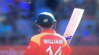 Sean Williams Takes Fight to South Africa in Final ODI
