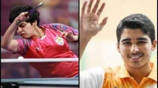 Youth Olympics Round-up: Saurabh Chaudhary Bags Gold in Shooting, Paddler Archana Kamath's Stunning Run Ends in Semifinals