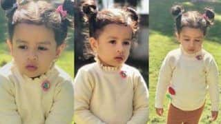 Mahendra Singh Dhoni's Daughter Ziva Looks Adorable And Will Make You Want to Take up Plank Exercise