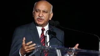 MJ Akbar Refutes #MeToo Charges Alleging Political Vendetta, Warns of Legal Action; Congress Questions PM Modi's Silence