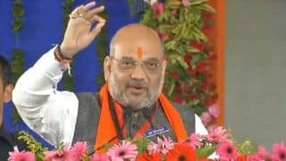 Assembly Elections 2018 News Updates: Amit Shah Goes All Out Against Congress, KCR And Owaisi in Telangana