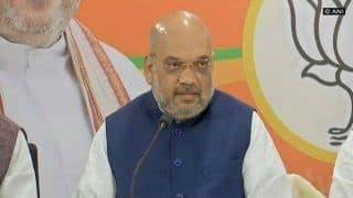 Amit Shah Down With Swine Flu, Admitted to AIIMS Delhi