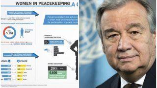 शांति बहाली में अहम भूमिका निभा सकती हैं महिलाएं, अफ़सोस इनकी सहभागिता बेहद कम: UN