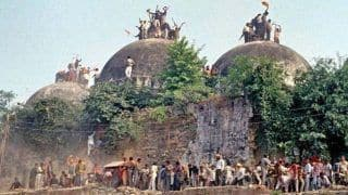Ayodhya Case: SC to Hear Ram Janmabhoomi-Babri Masjid Land Dispute on February 26