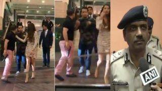 5 स्टार होटल के बाहर पिस्तौल लहराने वाले ex BSP MP के बेटे के खिलाफ लुक आउट सर्कुलर जारी