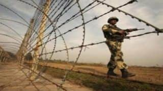 BSF Jawan Shot Dead by Bangladeshi Forces in West Bengal   s Murshidabad District