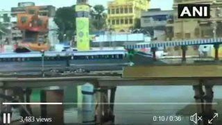 कोलकाता पहुंची बुलेट ट्रेन! आपने देखी क्या, नहीं तो देखिए VIDEO