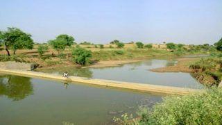 सूखे की मार से झेल रहे बुंदेलखंड में पानी लिख रहा खुशहाली की इबारत