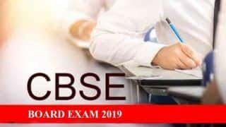 Class X Examinees to Get Single Document For Marksheet And Certificate From 2019: CBSE