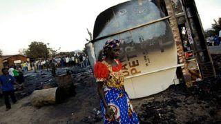 At Least 50 Dead, 100 Burned in Congo Tanker Truck Fire
