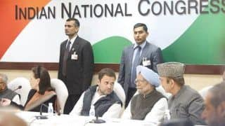Lok Sabha Elections: Congress to Hold CWC Meet at 11 AM to Give Final Shape to Poll Manifesto