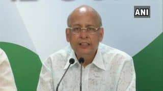बीजेपी फिर से इतिहास लिखने और नेताजी की धरोहर हथियाने को व्याकुल: कांग्रेस