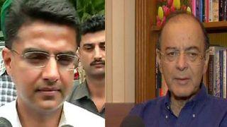 कांग्रेस का आरोप: सरकार की जालसाजों से मिलीभगत, अरुण जेटली को बर्खास्त करें