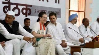 In CWC Meet, Congress Calls For 'Second Freedom Struggle' Against Modi Govt's Ideology of 'Hate And Violence'