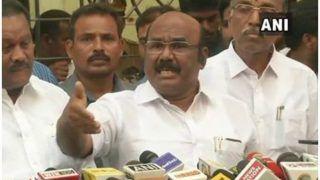 ऑडियो क्लिप पर विवाद के बाद तमिलनाडु के मंत्री को हटाने की मांग, मंत्री ने साजिश बताया