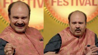 Dancing Uncle, Sanjeev Shrivastava Dances to Tu Cheez Badi Hain Mast Song For Amazon India, Watch Viral Video