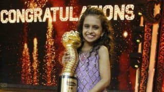 India's Best Dramebaaz 3: Winner Dipali Borkar Says Madhuri Dixit, Shah Rukh Khan Are My Role Models