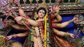 Durga Pooja 2019: 4 अक्टूबर से दुर्गा पूजा, जानें पांडाल, धुनुची, ढाक, लाल पाड़ की साड़ी, सिंदूर खेला के बारे में...