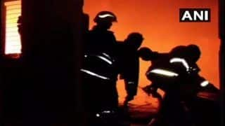 Fire Breaks Out in D-wing of Shastri Bhawan, no Casualties Reported