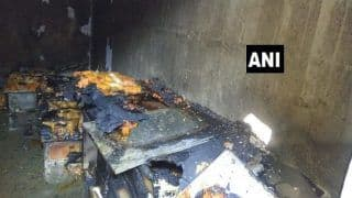 Major Fire Breaks Out at Sweet Godown in Coimbatore; no Casualties Reported