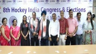 Mohd Mushtaque Ahmad Elected President of Hockey India