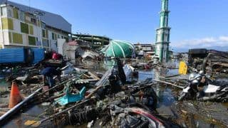 Indonesia Quake-Tsunami Kills 1,234, Death Toll May Rise Further; Survivors Battle Thirst, Hunger