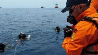 Indonesia: Diver Dies in Search for Lion Air Plane Crash Victims