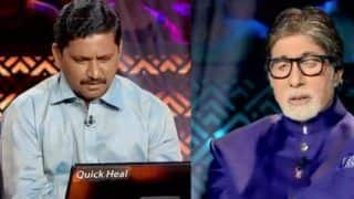 KBC 10 October 31 Episode: Raseeli Rasbhari Mithas is the Variety of Which Indian Crop?