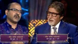 KBC 10 October 18 Episode: According to the Kathopanishad, to Whom Did Vajashravas Offer His Son Nachiketa in Anger?