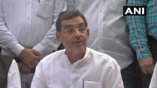 Upendra Kushwaha Demands More Than 3 Seats in 2019, Says RLSP Has Gained Strength