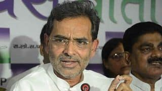 RLSP Chief Upendra Kushwaha Likely to Announce Formal Break-up With NDA Today, May Join Hands With Sharad Yadav