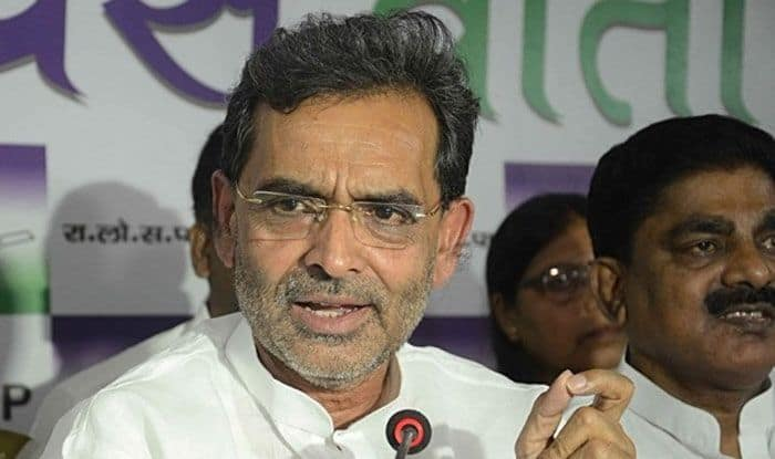 RLSP Chief Upendra Kushwaha Likely to Join 'Mahagathbandhan' at Joint Press Conference on Thursday