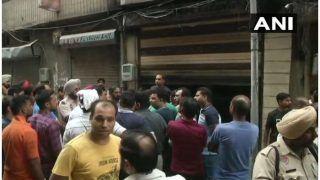 लुधियाना: कपड़े की फैक्टरी में लगी आग, चार मजदूरों की झुलसने से मौत