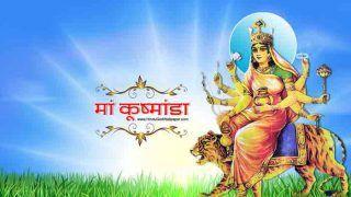 Navratri 2020 Day 4 : आज इस तरह से करें मां कूष्मांडा की पूजा, जानें मंत्र, कथा और महत्व