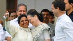'No Programme in Delhi', BSP Denies Mayawati's Meeting With Sonia Amid Exit Poll Roadblock