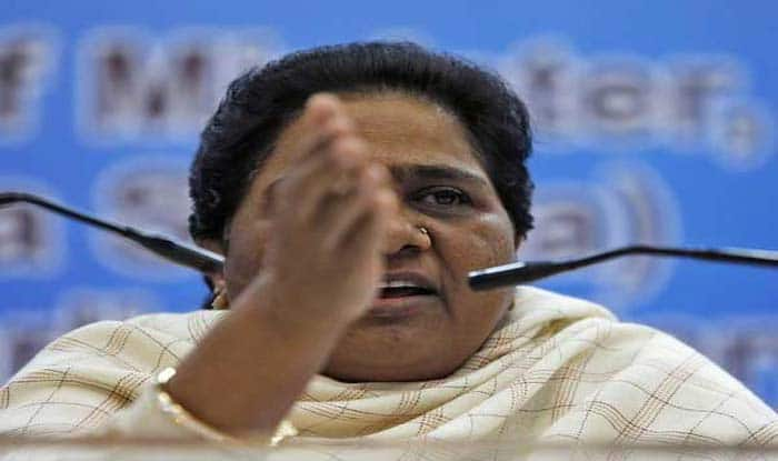 Mayawati Says, 'Cong Slaps NSA For Cow Slaughter, BJP Presses Sedition Charges Against AMU Students, What's Difference Between Two?'