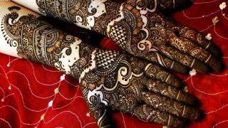 Diwali Mehndi Designs: दिवाली पर लगाएं लेटेस्ट और ट्रेंडी मेहंदी डिजाइंस, पूरा होगा श्रृंगार...