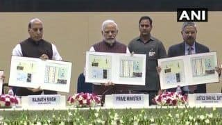 PM Narendra Modi Lauds 'Beti Bachao Beti Padhao' Campaign, Says Govt Has Worked Towards Improving Work Environment For Women