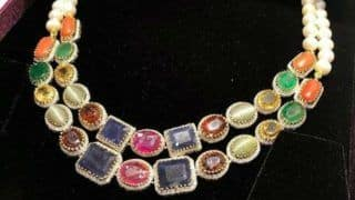 Navratri 2018: Jewellery Trends Keeping in Mind Nine Colors of Festival