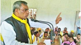 CM योगी के अपने ही बने 'विपक्ष', कैबिनेट मंत्री ने कहा- रुपए लेकर हो रहे एनकाउंटर, UP में जुर्म का शासन