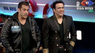Bigg Boss 12 Weekend Ka Vaar October 6 Written Update: Salman Khan And Govinda Enter as Contestants