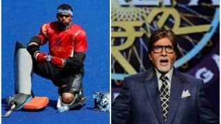 Indian Hockey Captain PR Sreejesh Reveals Inspiring Moment When an Old Kerala Flood Victim Motivated His Team in Amitabh Bachchan's KBC 10